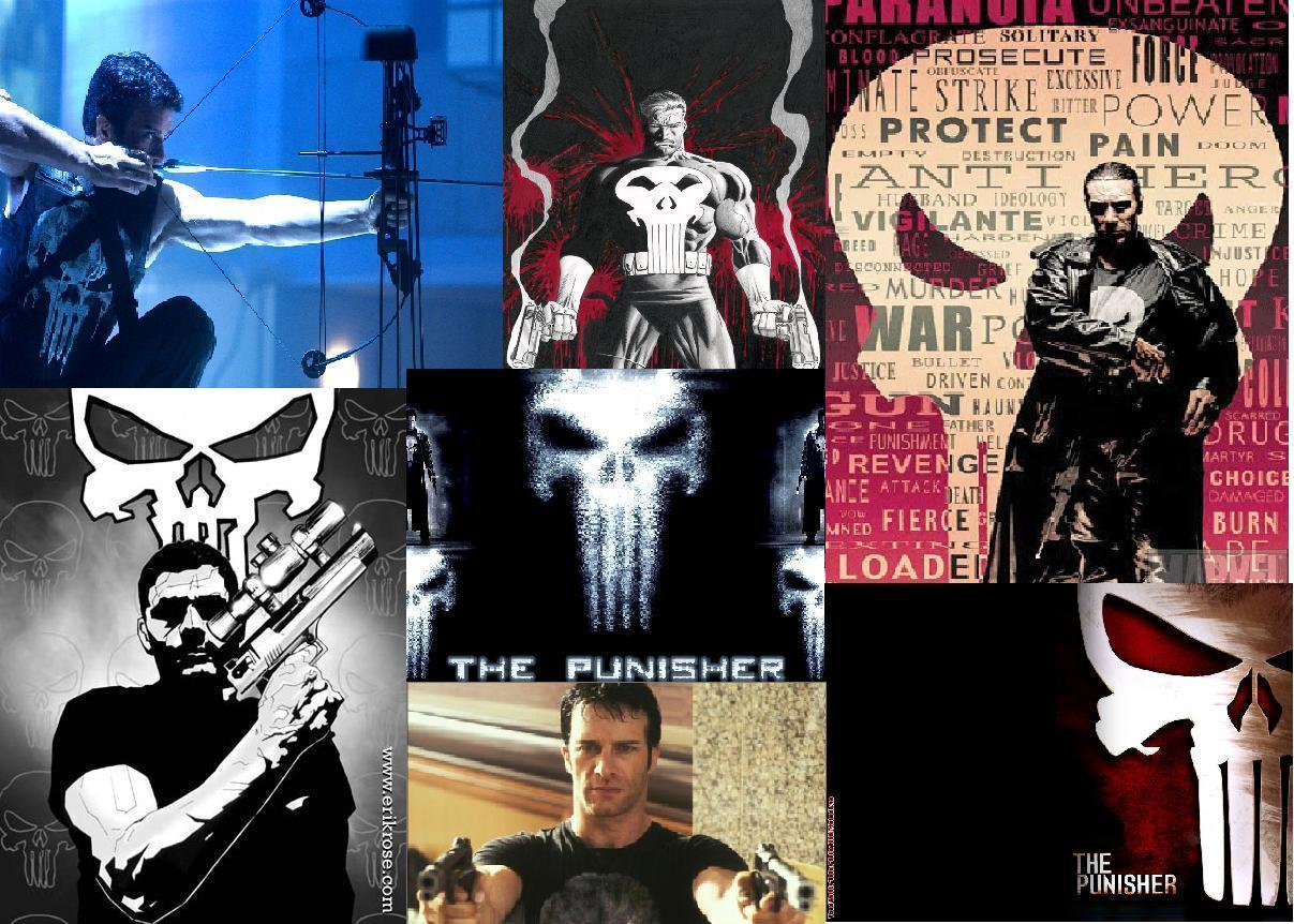 The Punisher wallpaper 07
