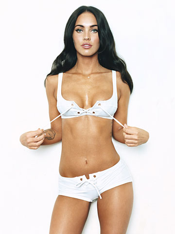 Megan Fox. Photo - Megan Fox Is Single So