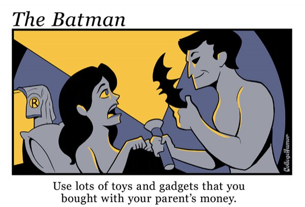 batman sex move