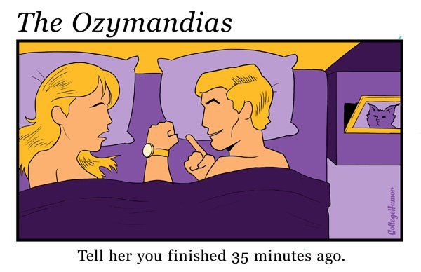 ozymandias sex move