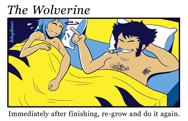 wolverine sex move
