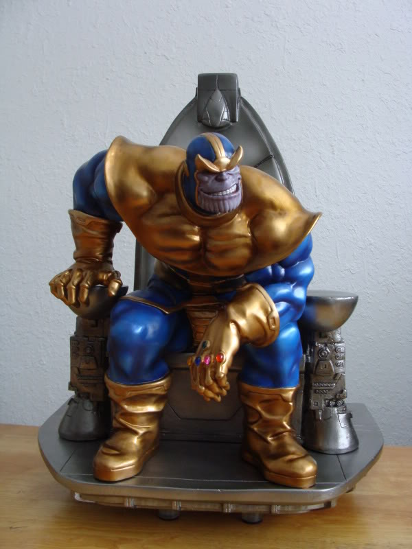 thanos collectible toy