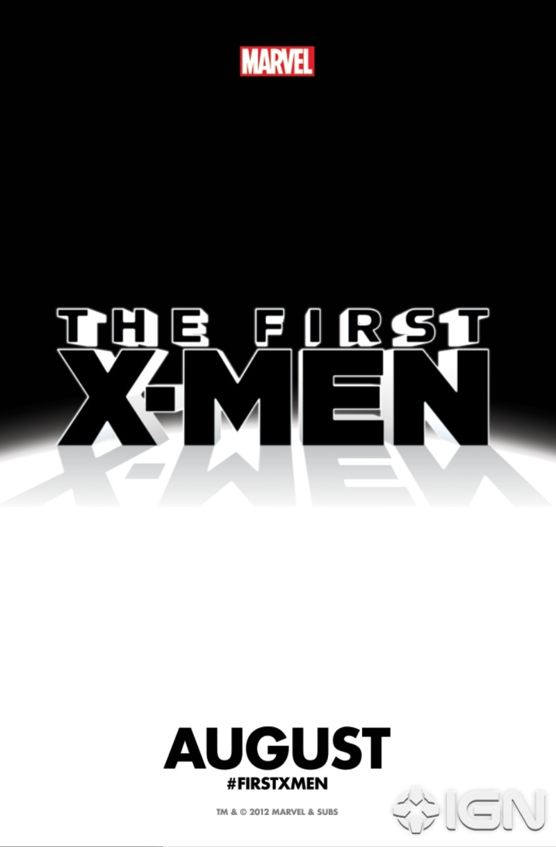 marvel the first x-men