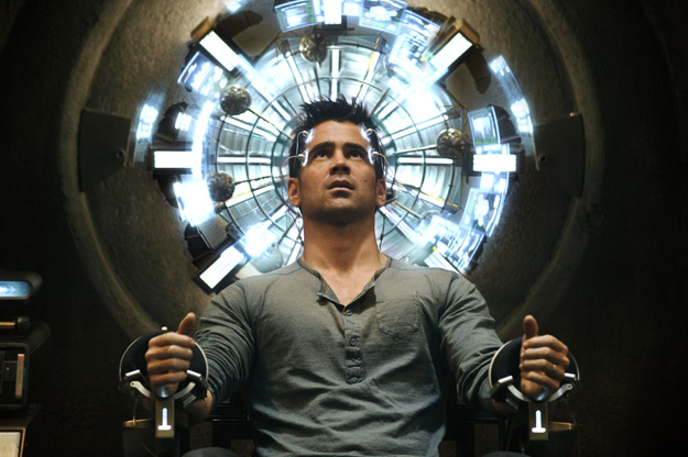 total recall movie pics