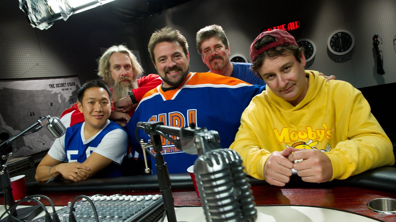 amc comic book men