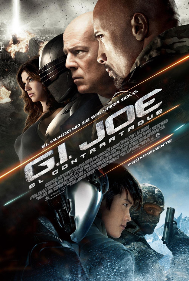 gi joe retaliation movie poster