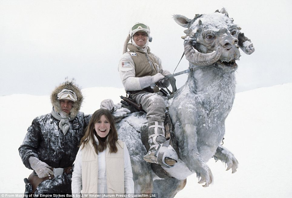 behind the scenes empire strikes back