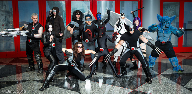 x-force cosplay