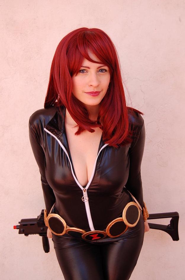 cosplay viúva negra