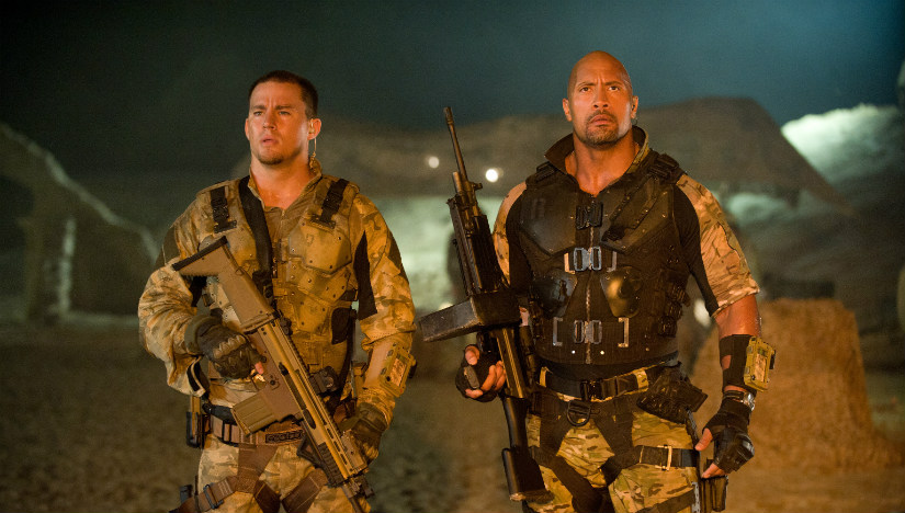 channing tatum's fault gi joe 2 delayed