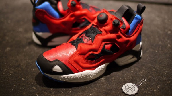 spider-man reebok insta pump