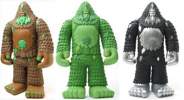 bigfoot action figures