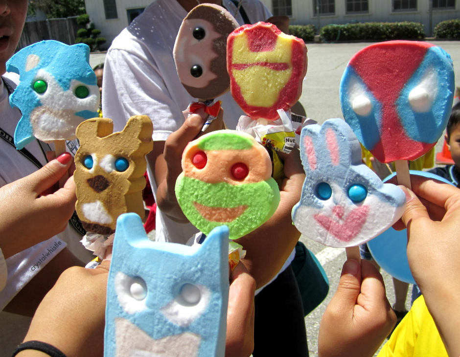 geeky ice cream