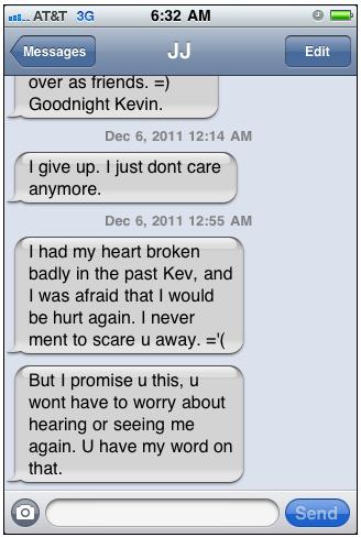 crazy text msg