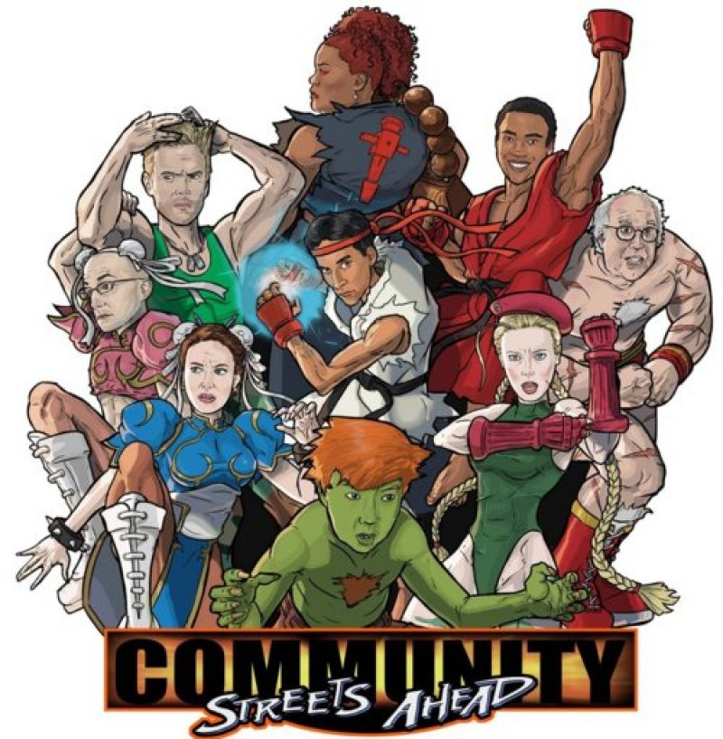 community street fighter